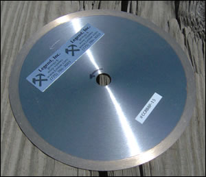 "14"" Premium Continous Rim Core Saw Blade (HC44- Hard)"