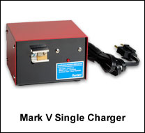Koehler Mark V Charger - Single lamp