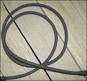 "54"" Replacement Cable for Mark II & V Cap Lamps (cable only)"