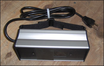 Compact Ultraviolet lamp