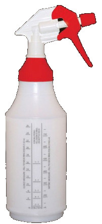 32 oz. Wide Mouth Bottle w/Sprayer