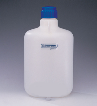 20L (5 Gallon) Carboy No Spigot - Autoclavable PP