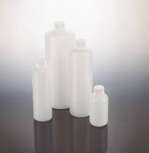 1000 ml HDPE Trace-clean Narrow Mouth bottle (pk/12)