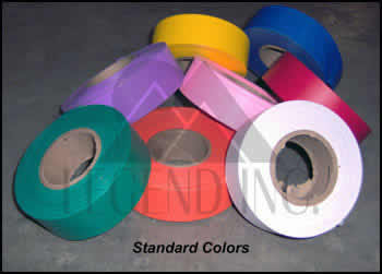 Taffeta Flagging Tape Blue