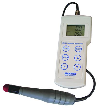 Portable D.O. Meter for Field Applications