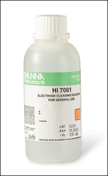 pH / ORP Electrode General Purpose Cleaning Solution 230ml