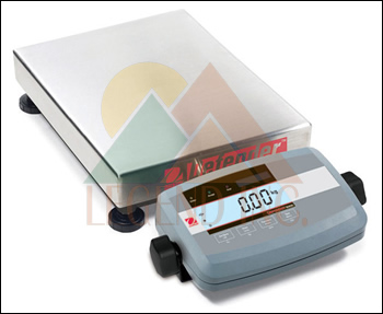 100lb Ohaus Defender 5000 Bench Scale - 0.01 lb Readability (50kg)