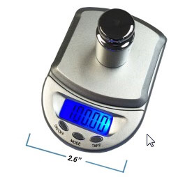 Mini 100g balance, 100 grams x 0.01g