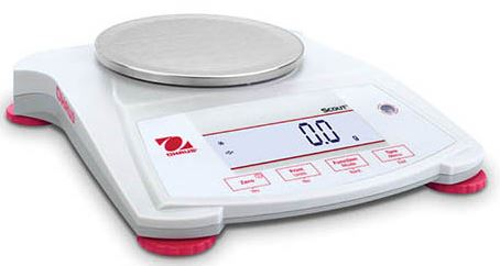 OHAUS Scout Pro SPX-222: 220g x 0.01g