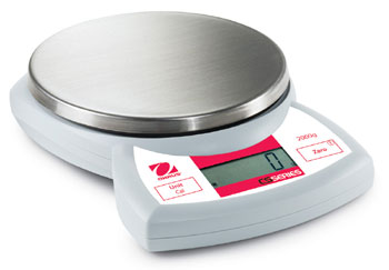 Ohaus CS200 Compact Scale 200g/0.1g