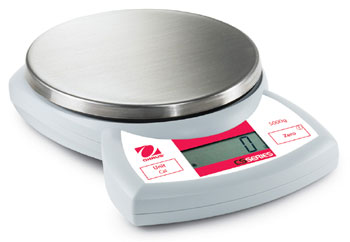 Ohaus CS5000 Compact Scale 5000g x 1g