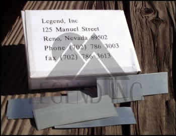 Legend Tac-on heavy duty tags 500