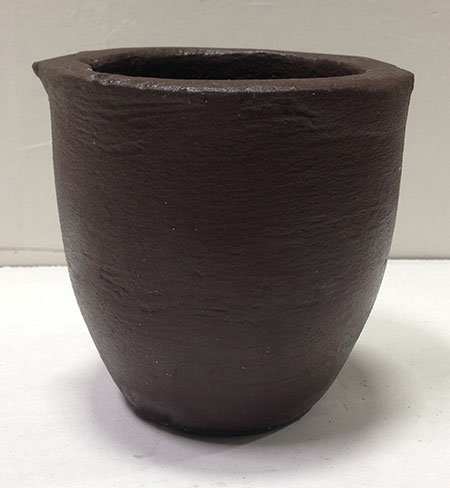 #1 Carbon Bonded Silicon Carbide Crucible