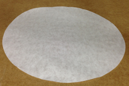 34 cm Sharkskin Filter Paper
