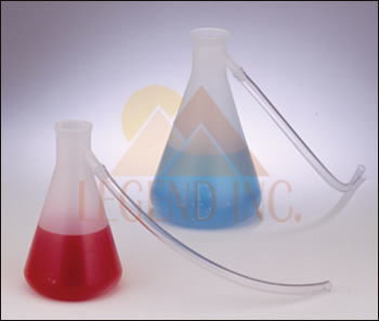 500 ml Polypropylene Filtering Flask with Tubulation