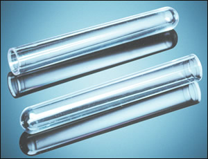 5ml Polypropylene Test Tube 12mm x 75mm without Caps - Case of 1000