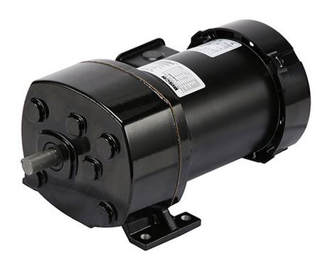 12RPM ac gear motor for crucible mixer