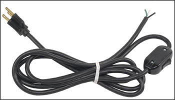 Electrical Cord Plug for Crucible Mixer