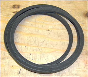 V-Belt for PF50 Crucible Mixer