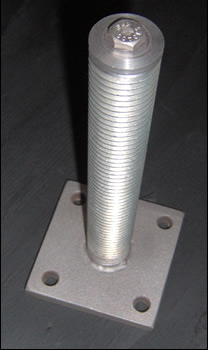 Threaded shaft (standard thread)