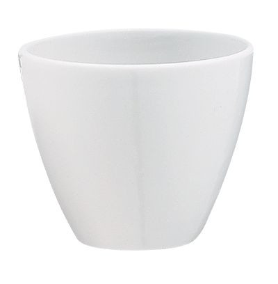 Coors 150ml Wide Form Porcelain Crucible