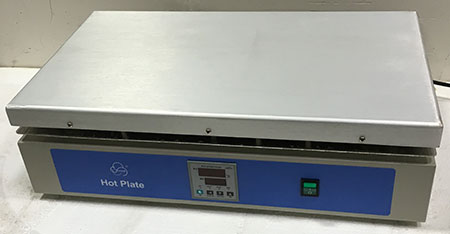 "14"" X 24"" Hotplate Digital- 220v"