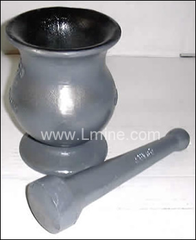 BICO 1 quart Mortar & Pestle