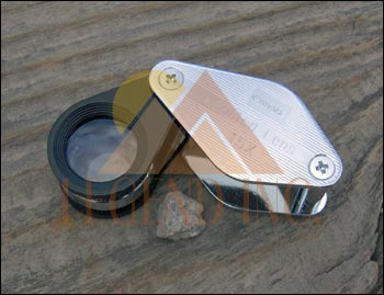 15X Achromatic Magnifier 15mm Lens