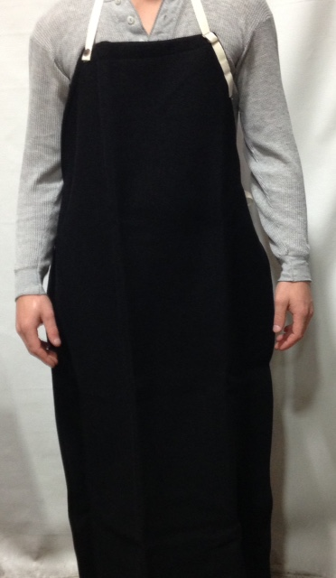 "24"" x 48"" Wool Apron - One Size Fits All"