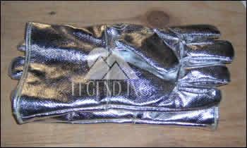 "14"" - Aluminized Rayon Gloves"