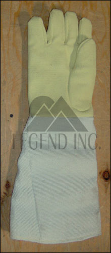 "23"" Cotton Lined Kevlar Fingered Glove"