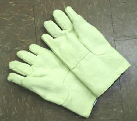 "14"" Kevlar Double Palm Glove"