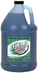 D-Lead Respirator & Laundry Detergent 1 gal.