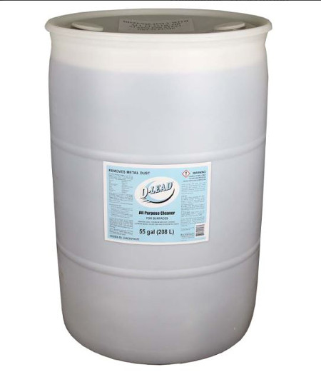 D-LEAD® All Purpose Cleaner 55 Gallon Drum
