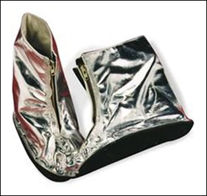 Aluminized Boot Covers - One Size Fits All - Pair