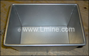 "Splitter pan for 1/2"" (12) & 3/8"" (14) splitter"