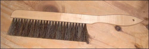 Splitter Brush for Jones Splitter