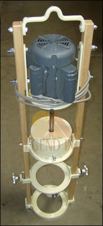 HL-8 Laboratory Combs Sifter