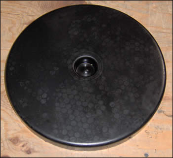 12 inch Ro-Tap Sieve Cover