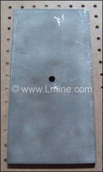L-2 crusher moving jaw plate