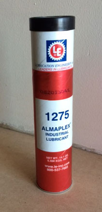 LE1275 ORANGE Jaw Crusher grease, tube (medium)