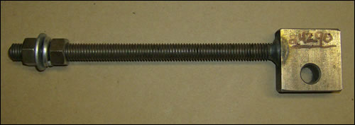 B-22 Motor Plate Tension Rod
