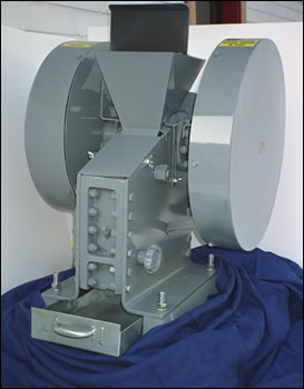 BICO WD CHIPMUNK Jaw Crusher- without motor