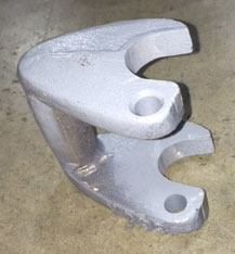 VD-83 Handle for Stationary Jaw