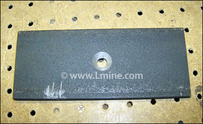 VD-86A Movable Jaw Plate-Manganese Steel