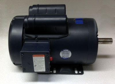Motor for UA Pulverizer - 2hp, 1ph