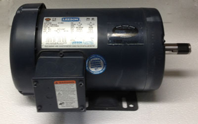 Motor for UA Pulverizer - 2hp, 3ph