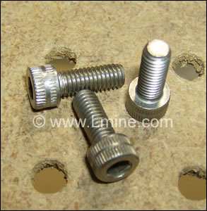 B-45 Side Bearing Cage Cap Bolts (same as B-53)