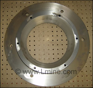 Alignment Flange for Model 3399 & 4100