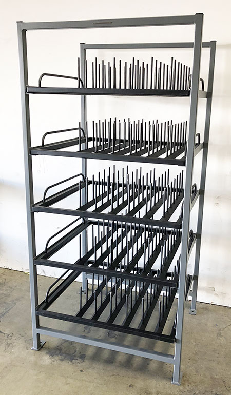 25PF Pot Rack